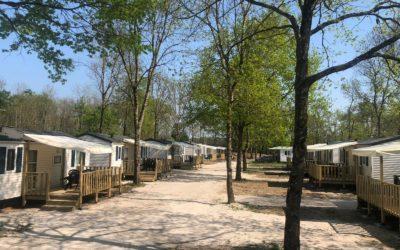 Le Mobil-Home, rampe de lancement du camping.